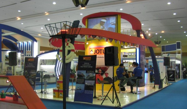 Event Indonesia Maritime Expo 2011, 13-15 October 2011 @JCC Senayan Jakarta