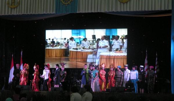 "Event ""Ulang Tahun ke 51th KOWAL TNI AL"" 6 January 2014 @MABES TNI AL Cilangkap Jakarta Timur"