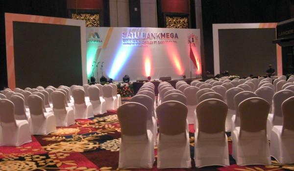 Event RAPAT KERJA TAHUNAN Bank MEGA, 10-11 January 2014 @Trans Luxury Hotel Bandung