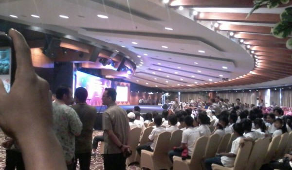 Event POLRES METRO Jakarta Utara, 11-12 November 2013 @Astra International Building Jakarta