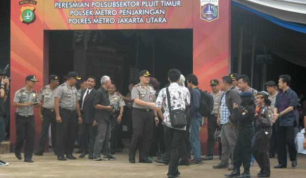 Event POLSEK PENJARINGAN Jakarta Utara, 16 January 2014
