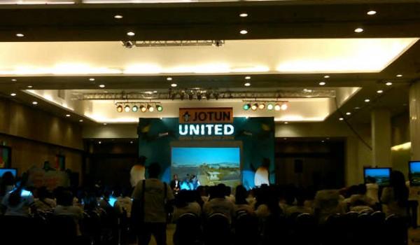 Event PT.JOTUN INDONESIA, 12 February 2014 @Harris Hotel kelapa Gading Jakarta