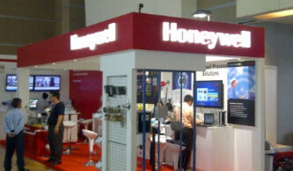 Event Oil & Gas Expo, 13,14,15 November 2013 – Stand HONEYWELL @JI Expo Kemayoran Jakarta