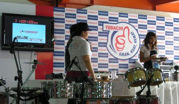 "Event ""Launching Kompor Gas TODACHI"" 13-17 November 2010 @CBD Ciledug – Tangerang"