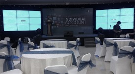 "Event Kementrian Perumahan Rakyat ""The Launching of Taperum PNS Individual Account"" 27 January 2014 @Gedung KEMENPERA Jakarta"