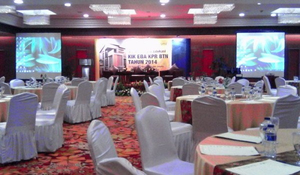 "Event Bank BTN ""KIK EBA KPR BTN 2014"" 23 June 2014 @Hotel Borobudur Jakarta"