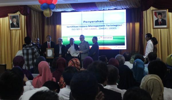 Event : Anniversary 45th PT.PERTAMINA TRANS KONTINENTAL, 9 September 2014 @Gedung PTK Jakarta Pusat