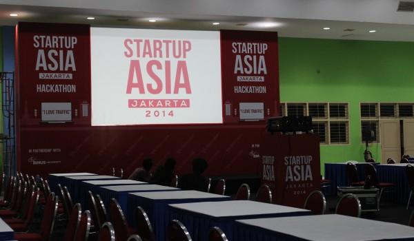 "Event : BINUS University ""STARTUP ASIA – HACKATHON"" 15-16 November 2014 @BINUS Syahdan Jakarta"