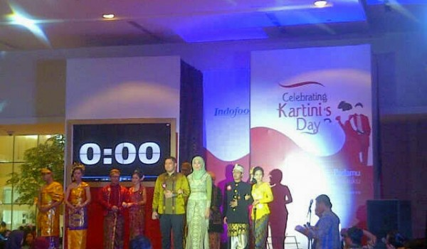 "Event : PT.Indofood Sukses Makmur ""Celebrating Kartini's Day"" 21 April 2015 @Indofood Tower Sudirman Jakarta"