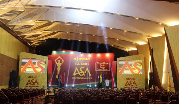 "Event : PT.KOMPAK Indopola ""Grand ASA 2016, April 9th 2016 @Ciputra Hotel Jakarta"