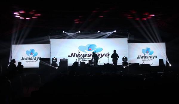Event : HUT Asuransi JIWASRAYA ke 156 Tahun, 31 December 2015 @Gedung Jiwasraya Jakarta Pusat