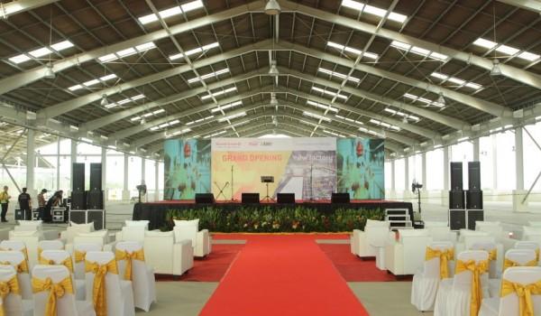 Event : Grand Opening New Factory PT.Eternit Gresik Plant Karawang, November 26, 2015 @Kawasan Industri Karawang Timur