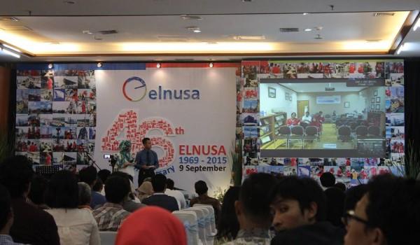 Event : Anniversary 46th ELNUSA, September 9th, 2015 @Gedung ELNUSA Cilandak Jakarta