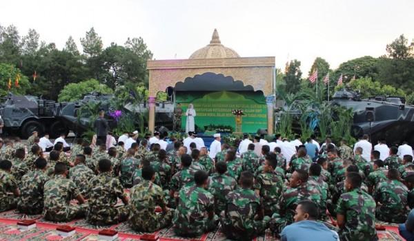 "Event : MARINIR TNI AL ""Buka Bersama Keluarga Besar TNI AL"" 10 July 2015 Ramadhan 1436H @MARINIR TNI AL Cilandak Jakarta"