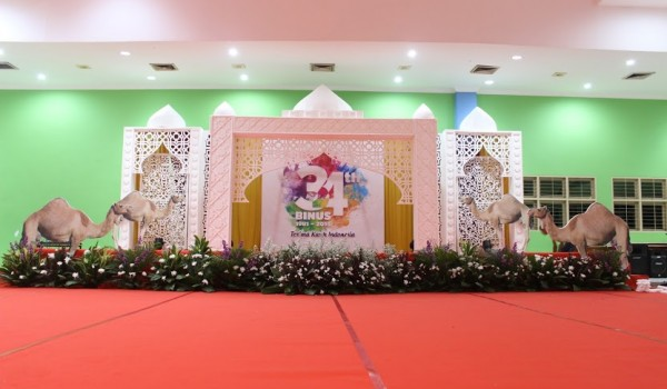 "Event : BINUS Anniversary ke 34th ""Terimakasih Indonesia"" 1-2 July 2015 @Campus BINUS University Jakarta"