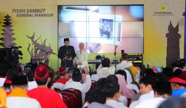 Event : Pisah Sambut General Manager PT.PLN Persero Jakarta Pusat, 5 May 2015