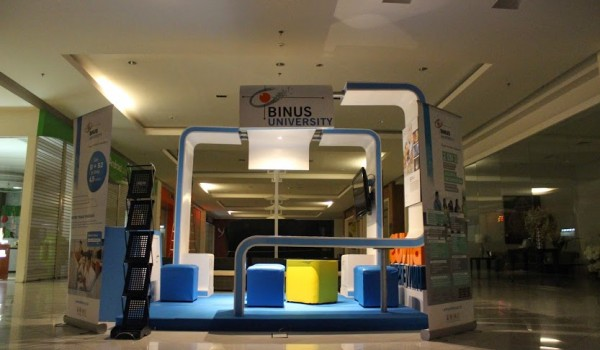 Event : BINUS University Exhibition 16-22 February 2015 @Pondok Indah Mall (PIM1) Jakarta