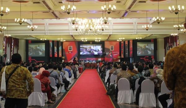 """Event : LKPP (Lembaga Kebijakan Pengadaan Barang/Jasa Pemerintah) """"RAKORNAS Pengadaan 2014"""" @Balai Sudirman Jakarta 18 November 2014"""