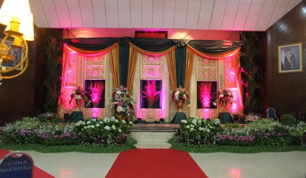 Event Wedding Keluarga Besar MABES TNI AL, 18 May 2014 @GRAHA MARINIR Jakarta Pusat