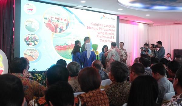 Event : Anniversary 48th PT.Pertamina Trans Kontinental, 13 September 2017 @PT.Pertamina Trans Kontinental Jakarta