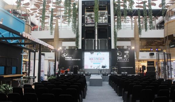 Event : The Grand Launching of BINUS @Bandung 27-30 September 2017 @Paskal 23 Bandung Jawa Barat