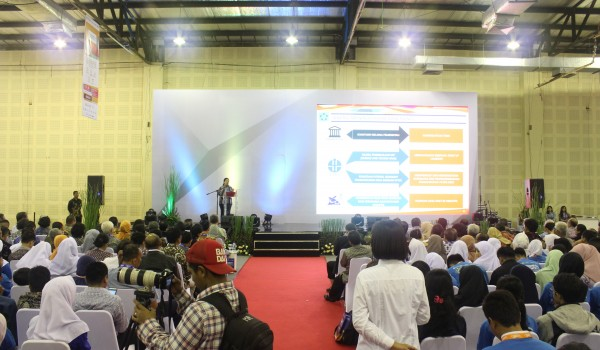 Event : Indonesia Science Expo (ISE) 2017, 23-26 October 2017 @Balai Kartini Exhibition & Convention Center Jakarta
