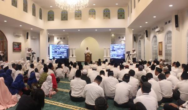 Event : Peresmian Masjid Baiturrahim Jiwasraya Kantor Pusat, 13 November 2017 @Kantor Pusat JIWASRAYA Jakarta